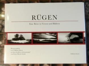 Volkmar Herre / RÜGEN - Eine Reise in Versen und Bildern