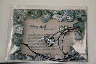 Set Hühnergott / Lochstein am Band