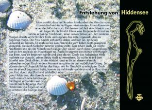 Postkarte Hiddensee