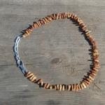 Bernsteinkette für Hunde / Zeckenhalsband