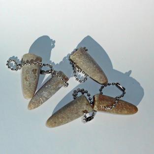 Schlüsselanhänger Donnerkeilspitze 3-4 cm