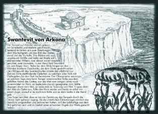Postkarte Svantevit