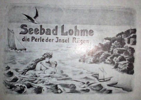 LOHME Perle von Rügen