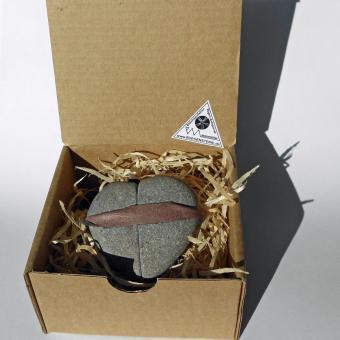 dekorative Schachtel / Karton
