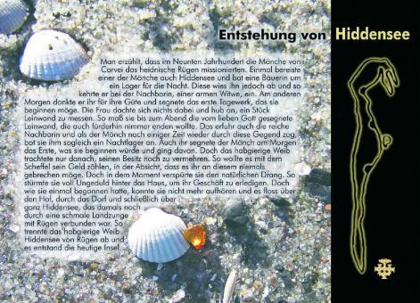 Postkarte Hiddensee